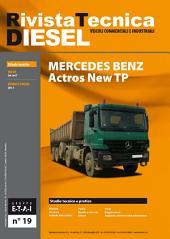 Manuale di riparazione Mercedes Actros New: TP - RTD19