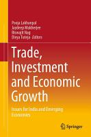 Trade  Investment and Economic Growth PDF