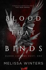 Blood That Binds: A Blood Legends Paranormal Vampire Romance