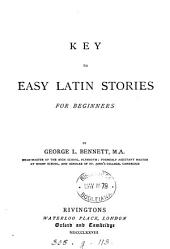 Easy Latin stories for beginners