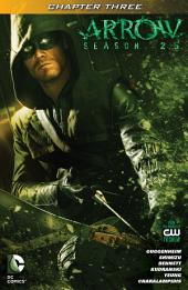Arrow: Season 2.5 (2014-) #3