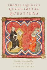 Thomas Aquinas's Quodlibetal Questions