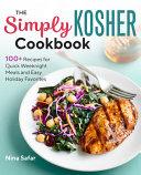 The Simply Kosher Cookbook