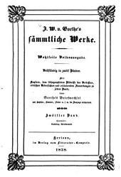 sämtliche Werke: Volume 12