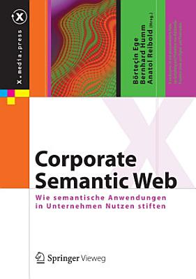 Corporate Semantic Web PDF