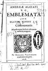Andreae Alciati ... Emblemata