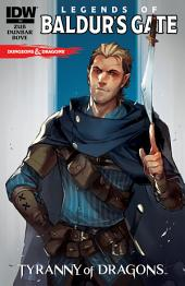 Dungeons & Dragons Legends of Baldur's Gate #3
