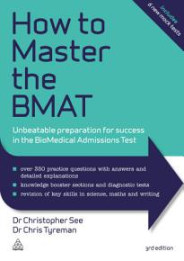 How to Master the BMAT PDF