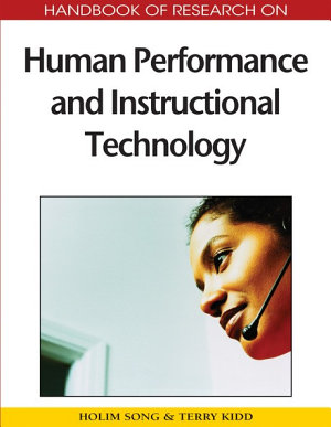 Handbook of Research on Human Performance and Instructional Technology