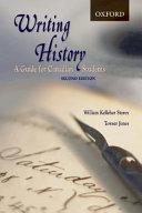 Writing History Book