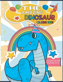 The Amazing Dinosaur Coloring Book PDF