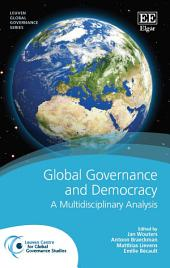 Global Governance and Democracy: A Multidisciplinary Analysis