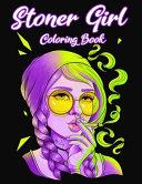 Stoner Girl Coloring Book