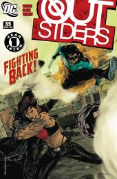 Outsiders (2003-) #35