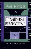 Aesthetics in Feminist Perspective PDF