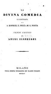 La Divina Comedia illustrata da A. Kopisch, G. Picci e M. G. Ponta
