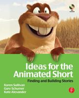 Ideas for the Animated Short with DVD PDF