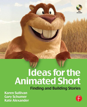Ideas for the Animated Short with DVD