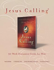 Jesus Calling Book Club Discussion Guide for Men Book