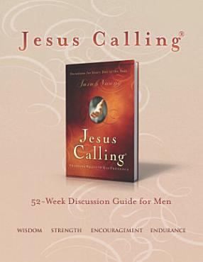 Jesus Calling Book Club Discussion Guide for Men PDF