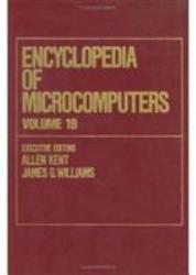 Encyclopedia Of Microcomputers Book PDF