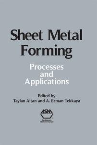 Sheet Metal Forming PDF