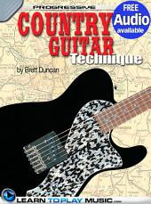 Country Guitar Lessons for Beginners: Teach Yourself How to Play Guitar (Free Audio Available)