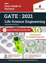 GATE 2021 : Life Science Engineering | Mock Test + Subject-wise Test Papers