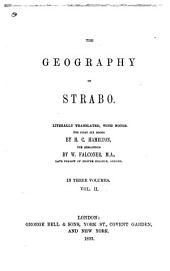 The Geography of Strabo: Volume 2