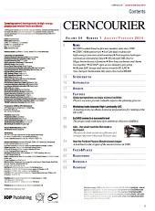 CERN Courier PDF