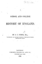A School and College History of England