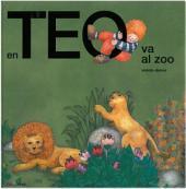 En Teo va al zoo