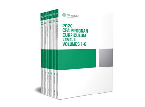 CFA Program Curriculum 2020 Level II Volumes 1 6 Box Set PDF