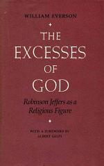 The Excesses of God