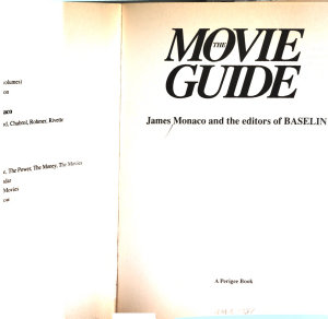 The Movie Guide Book