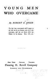 Young Men who Overcame