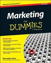 Marketing For Dummies: Edition 4