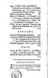 Journal Etranger: Mai 1757, Numéro5