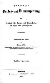 Neue allgemeine deutsche Garten- und Blumenzeitung: Band 12
