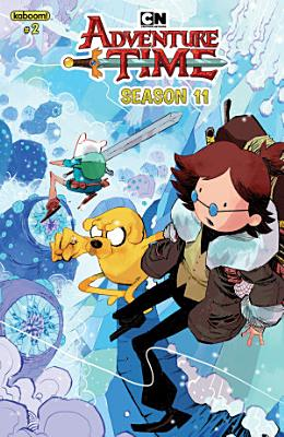 Adventure Time Season 11  2 PDF
