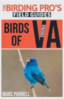 Birds of Virginia