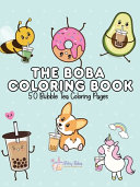Download The Boba Coloring Book Book