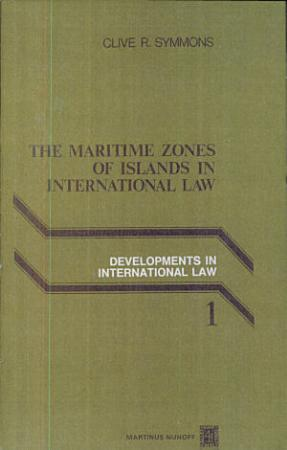 The Maritime Zones of Islands in International Law PDF