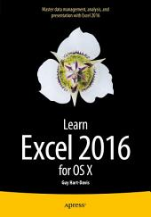 Learn Excel 2016 for OS X