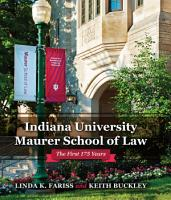 Indiana University Maurer School of Law PDF