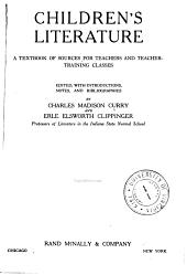 Children's Literature: Part 1921