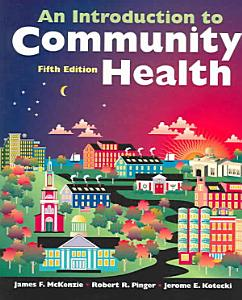 An Introduction to Community Health Book