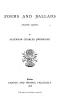 Poems and Ballads PDF