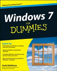 Windows 7 For Dummies  Enhanced Edition PDF