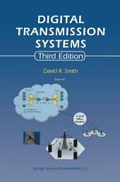 Digital Transmission Systems: Edition 3
